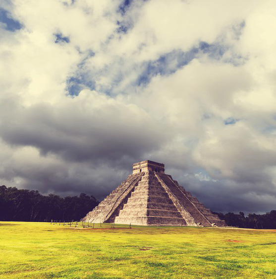 Full day tour with lunch to Chichen Itza