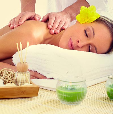 Aroma Full Body Massage