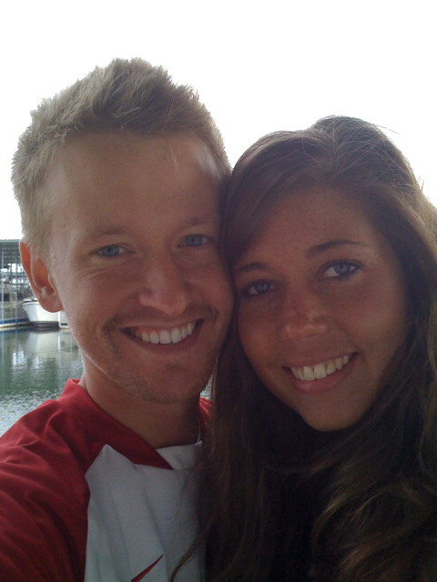 Amanda Williams and Christopher Lock's Honeymoon Registry